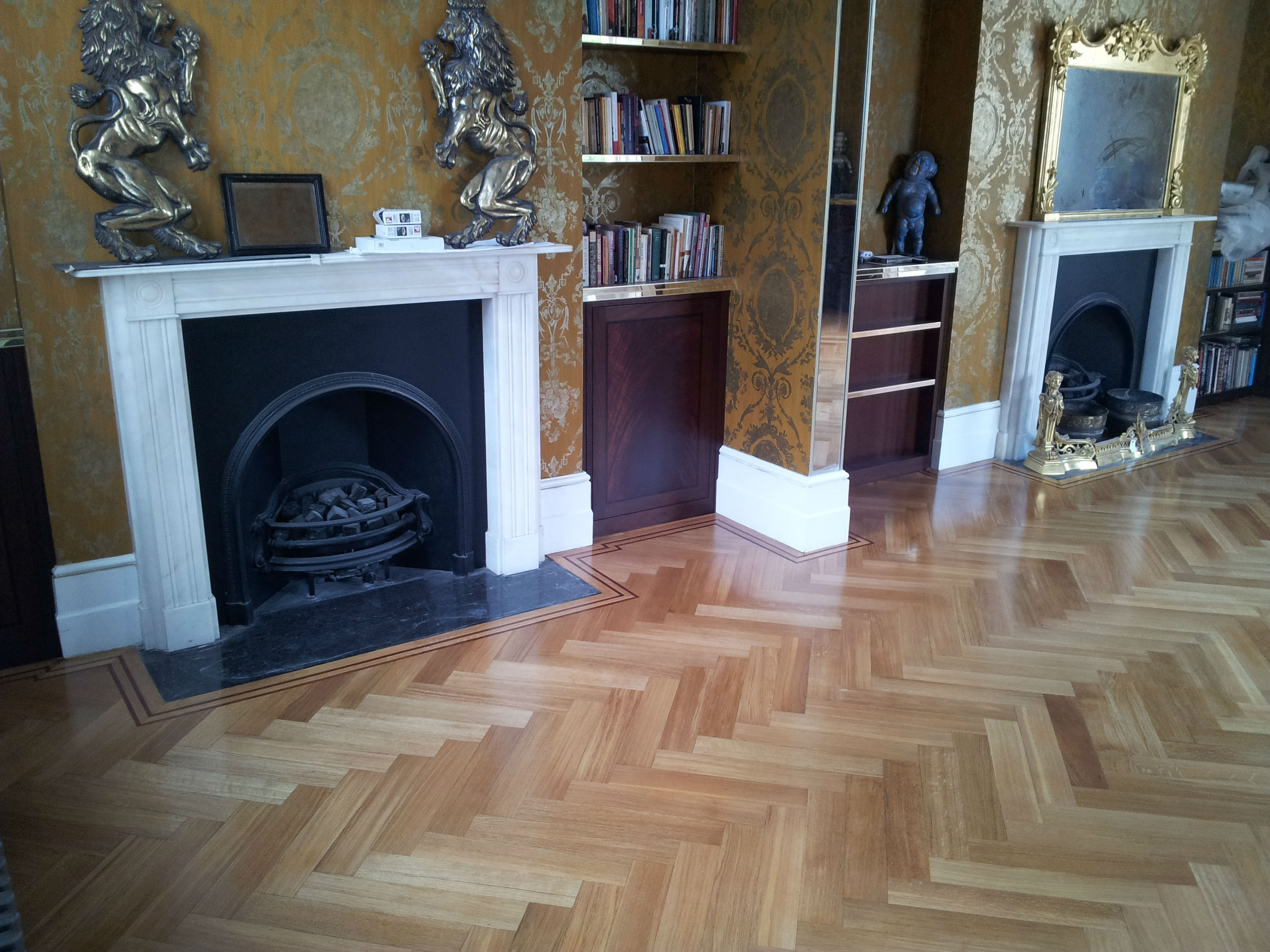Engineered Parquet